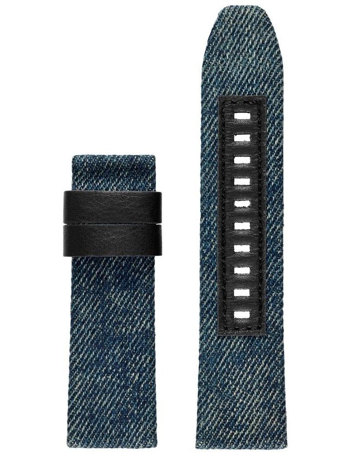 Full Guard Blue Watch Strap DZT0001 image 1