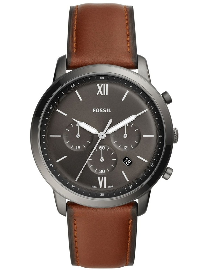 Neutra Brown Chronograph Watch FS5512 image 1