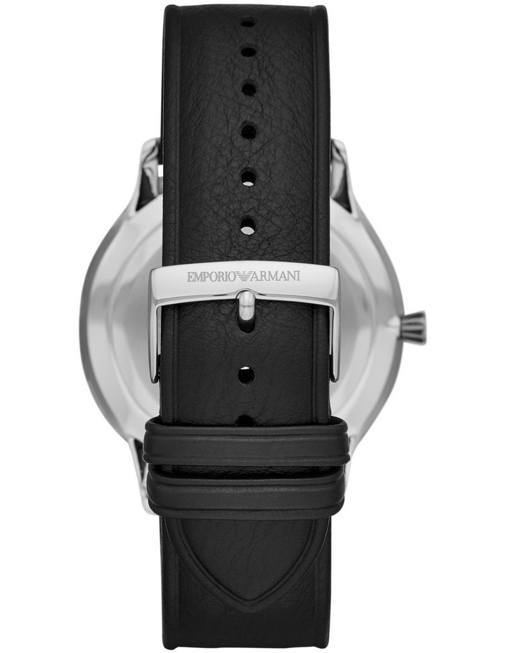 Black Analogue Watch AR11210 image 3