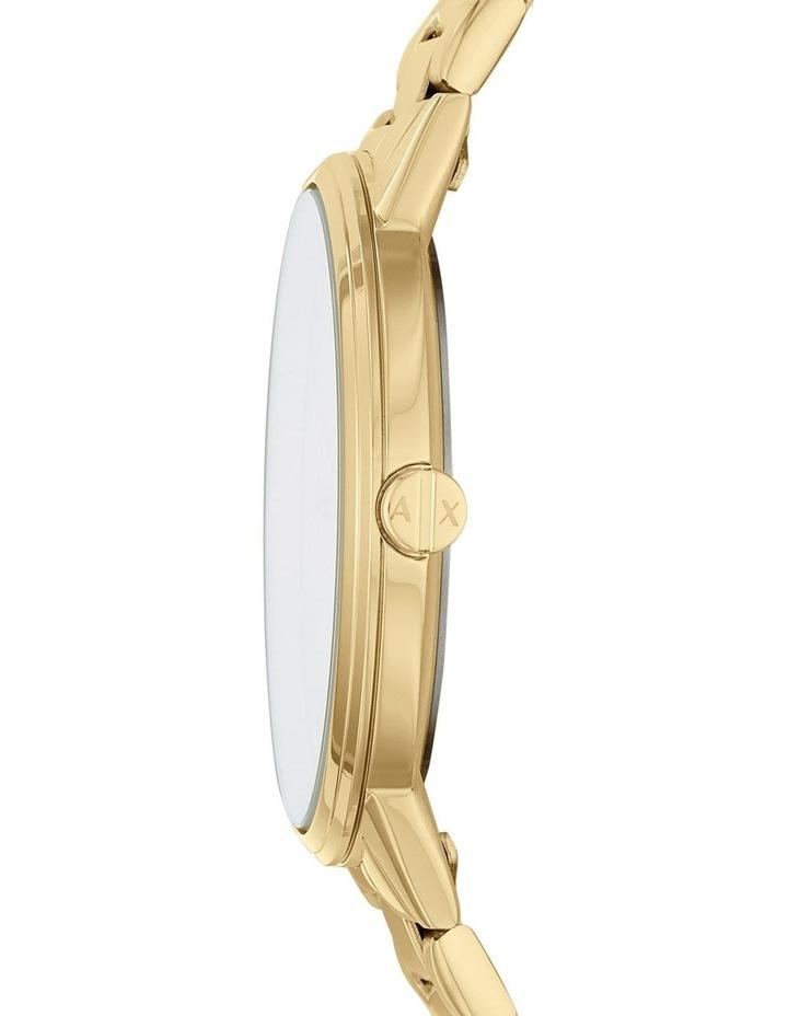 Gold-Tone Analogue Watch AX2707 image 2