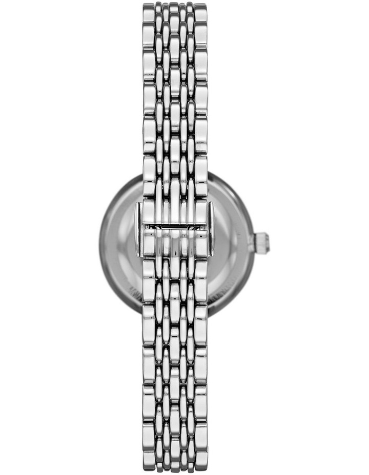 Silver-Tone Analogue Watch AR11204 image 1