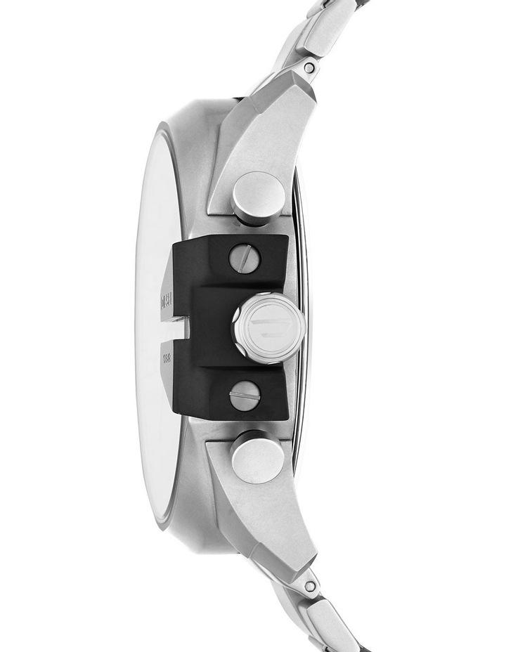 Mega Chief Silver-Tone Chronograph Watch DZ4501 image 2
