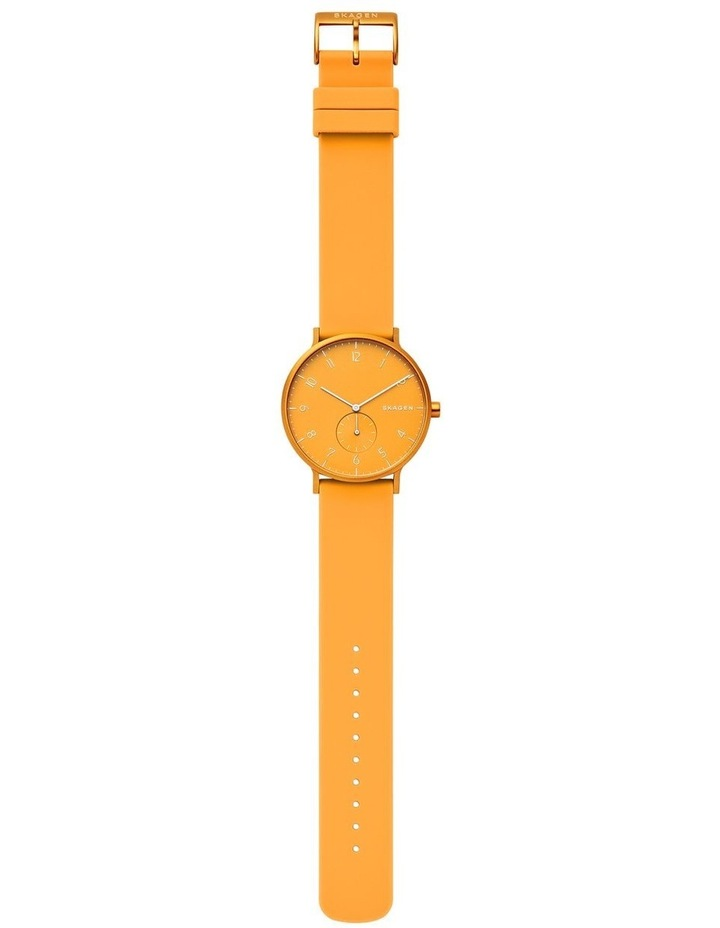 Aaren Kulor Yellow Analogue Watch SKW6510 image 3