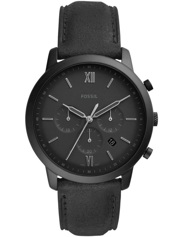 Neutra Black Chronograph Watch FS5503 image 1
