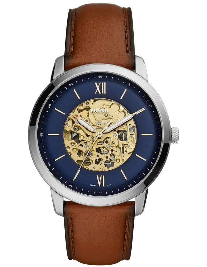 Neutra Brown Analogue Watch ME3160 image 1