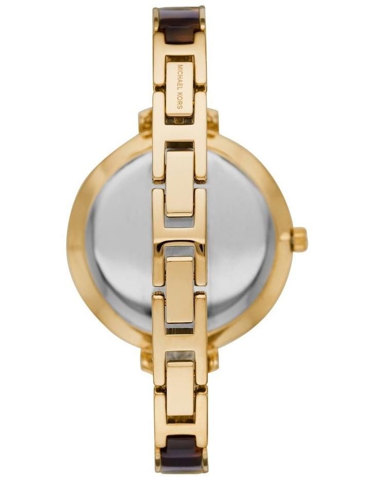 Jaryn Gold-Tone Analogue Watch MK4341 image 1