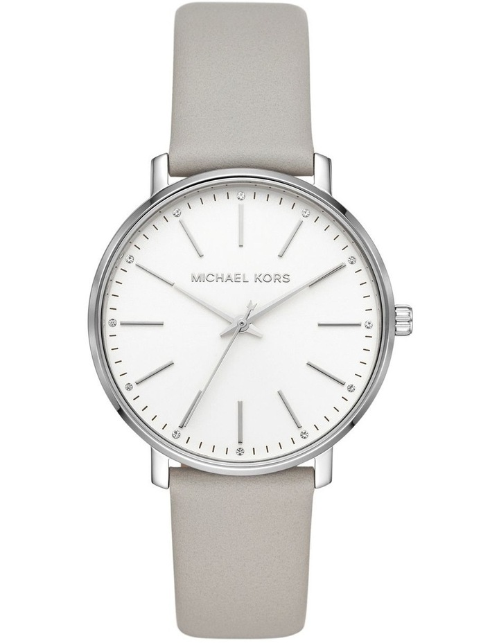 Pyper Grey Analogue Watch MK2797 image 1