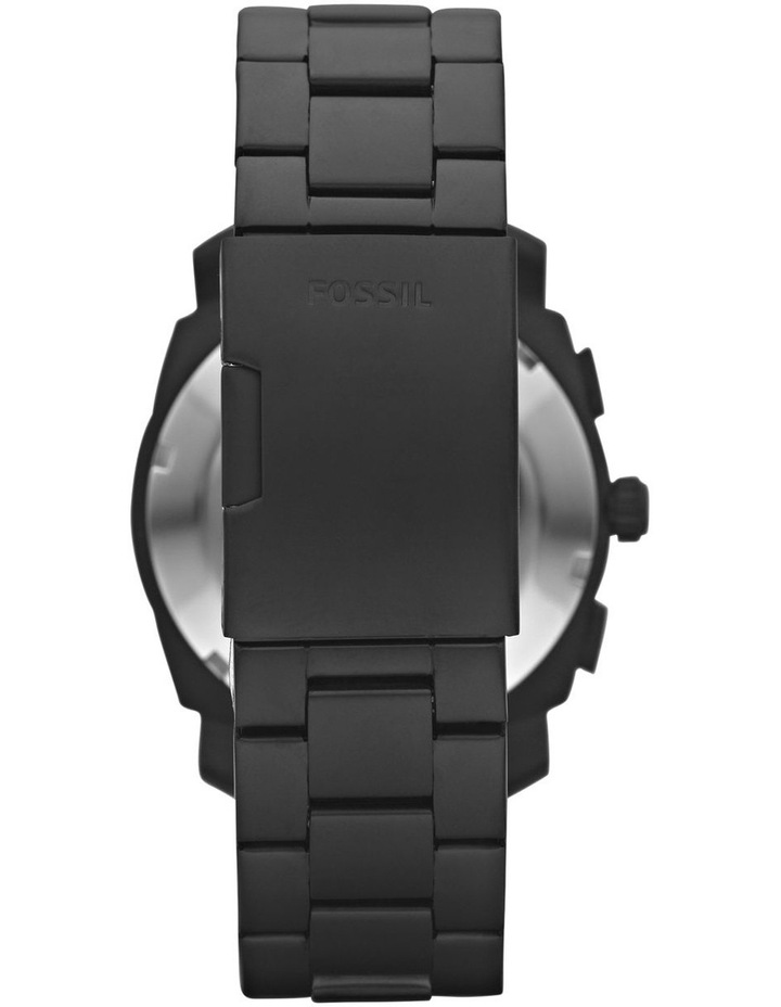 Machine Black Chronograph Watch FS4682 image 2