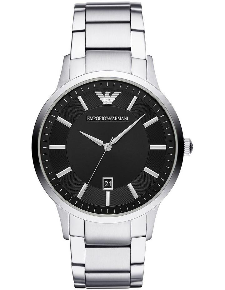 Silver-Tone Analogue Watch AR11181 image 1