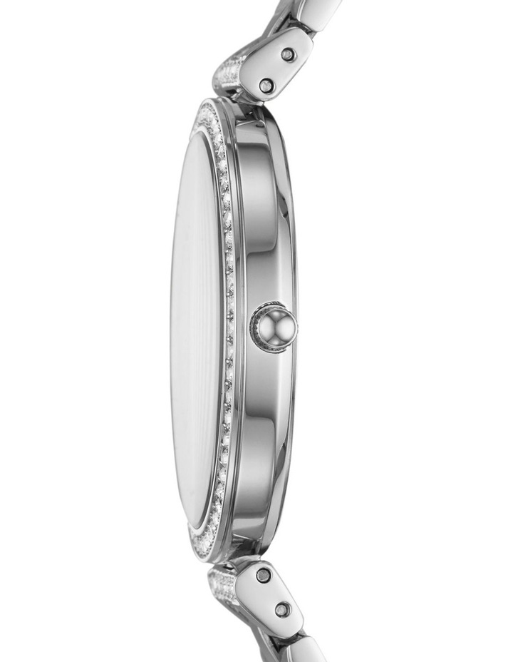 Madeline Silver-Tone Analogue Watch ES4539 image 2