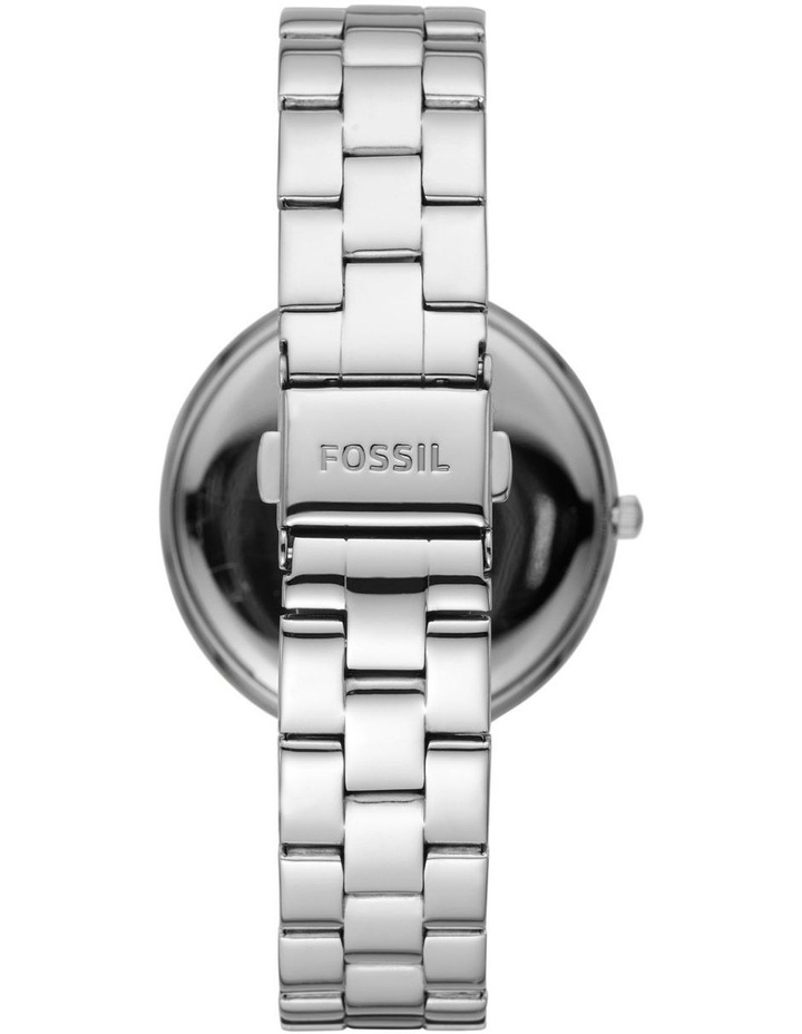 Madeline Silver-Tone Analogue Watch ES4539 image 3