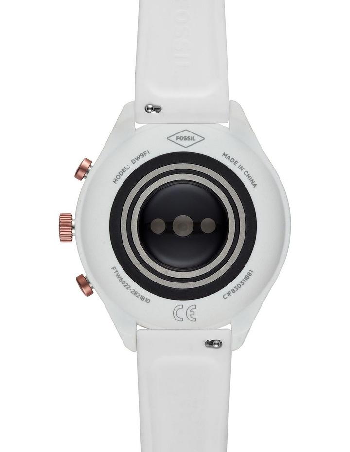 Fossil Sport 41mm Blush Smartwatch FTW6022 image 4