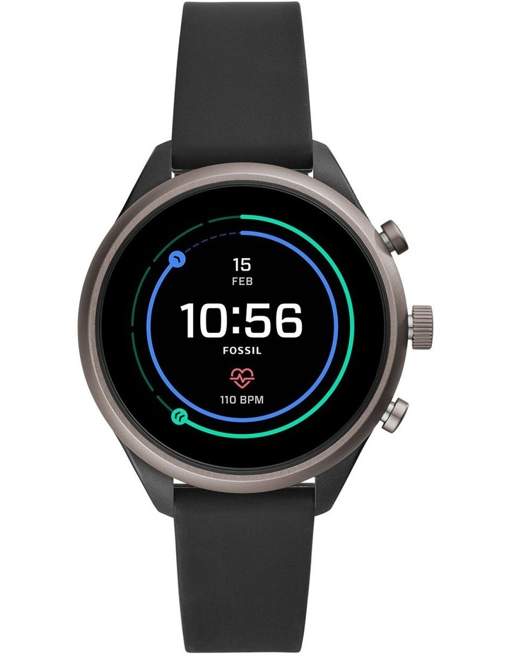 Fossil Sport 41 Black Smartwatch FTW6024 image 1