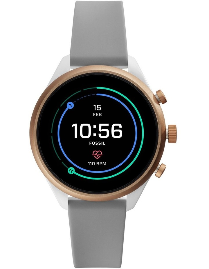 Fossil Sport 41mm Grey Smartwatch FTW6025 image 1