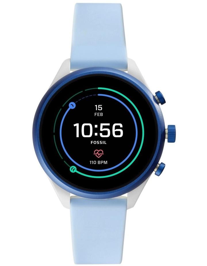 Fossil Sport 41mm Blue Smartwatch FTW6026 image 1