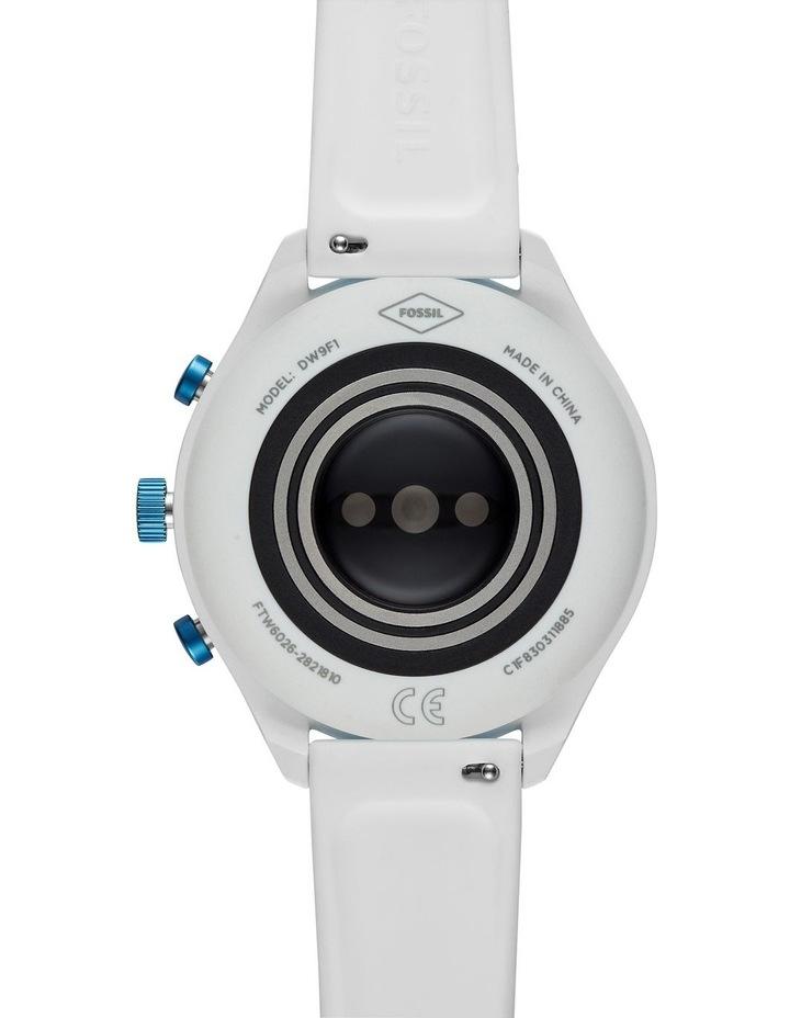 Fossil Sport 41mm Blue Smartwatch FTW6026 image 4
