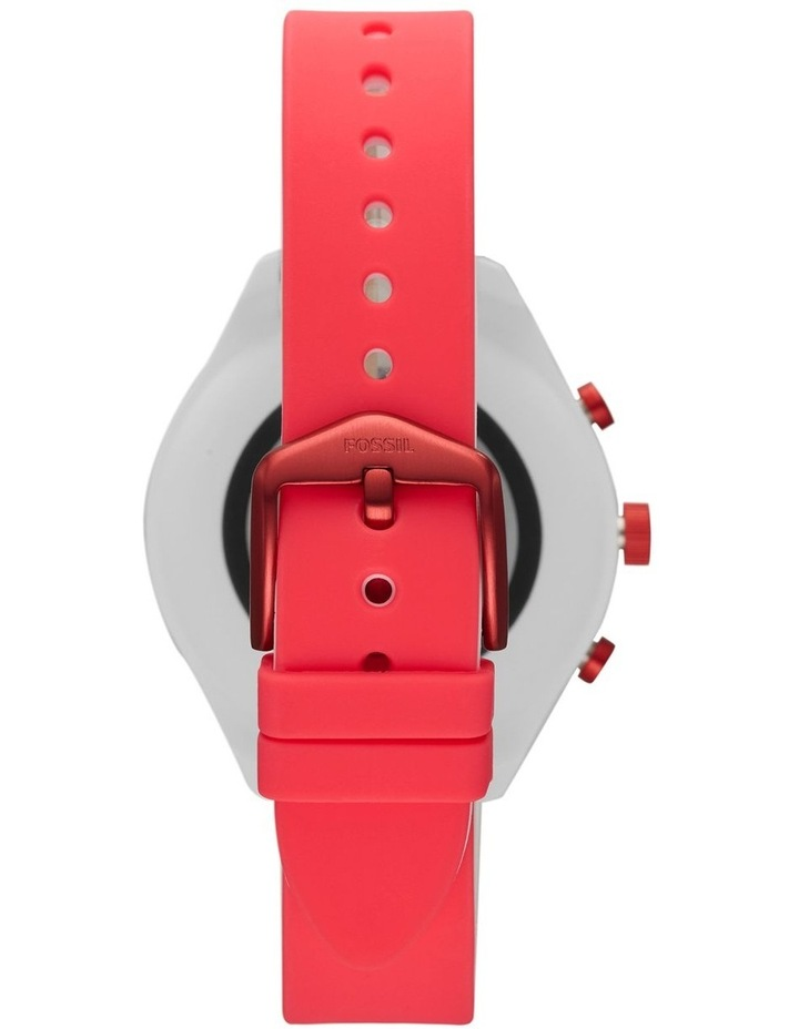 Fossil Sport 41mm Red Smartwatch FTW6027 image 2