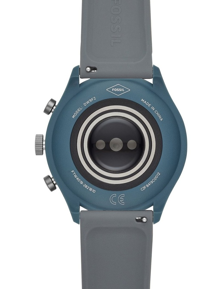 Fossil Sport 43mm Black Smartwatch FTW4019 image 4