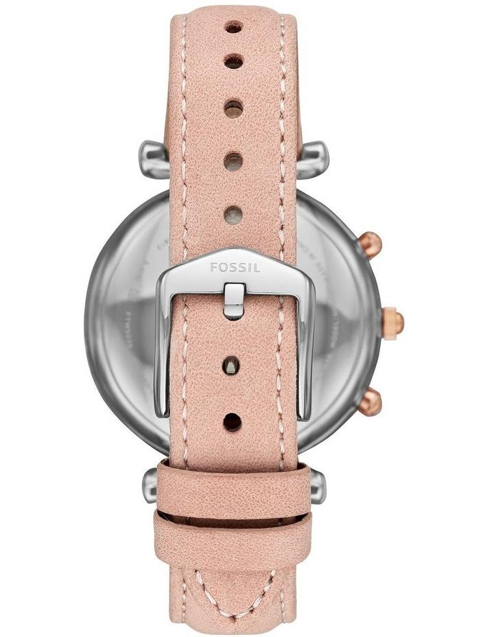 Carlie Blush Hybrid Smartwatch FTW5039 image 3