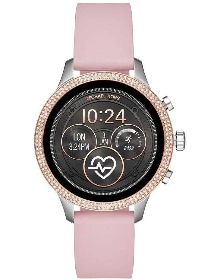 Runway Pink Display Smartwatch MKT5055 image 1