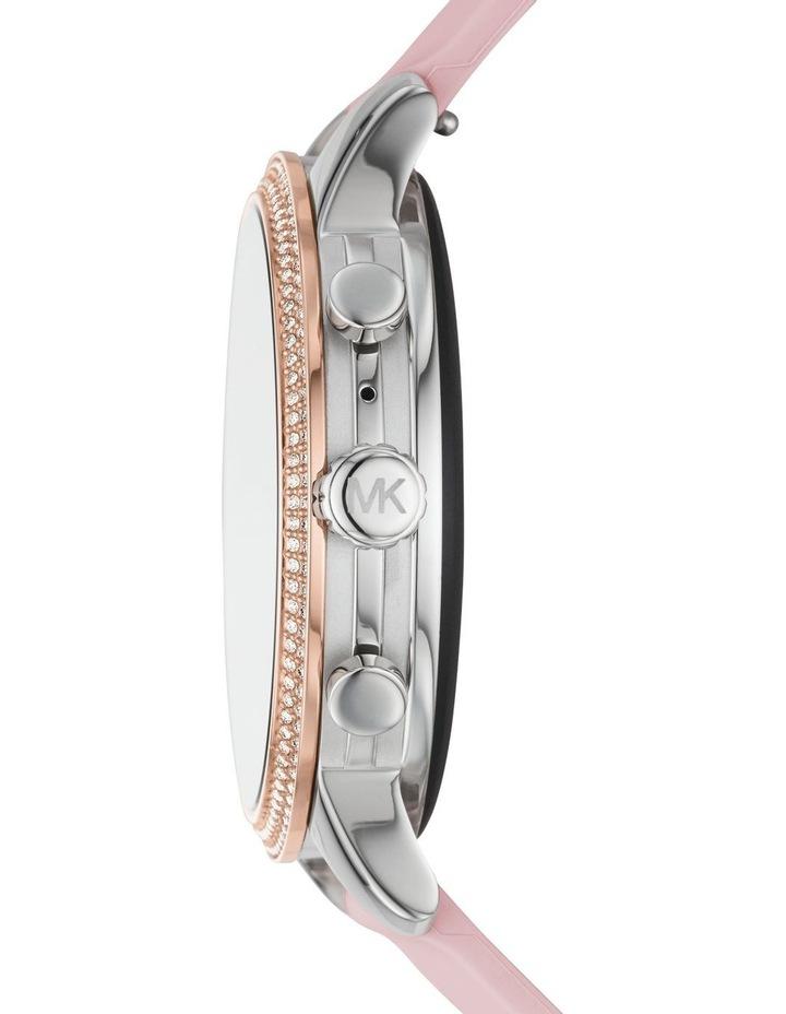 Runway Pink Display Smartwatch MKT5055 image 3