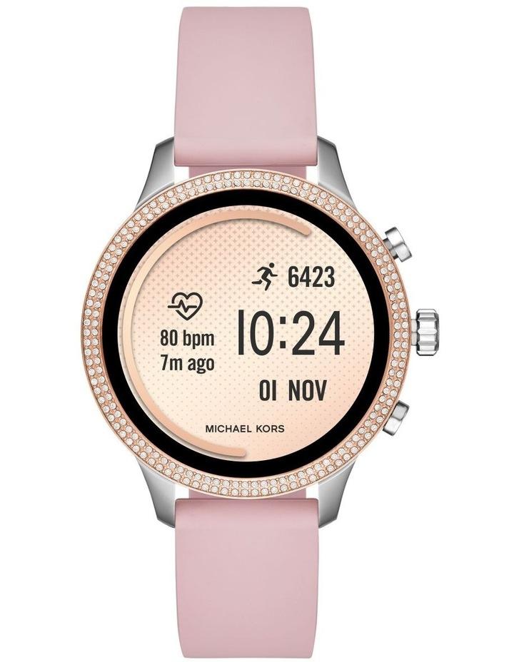 Runway Pink Display Smartwatch MKT5055 image 4