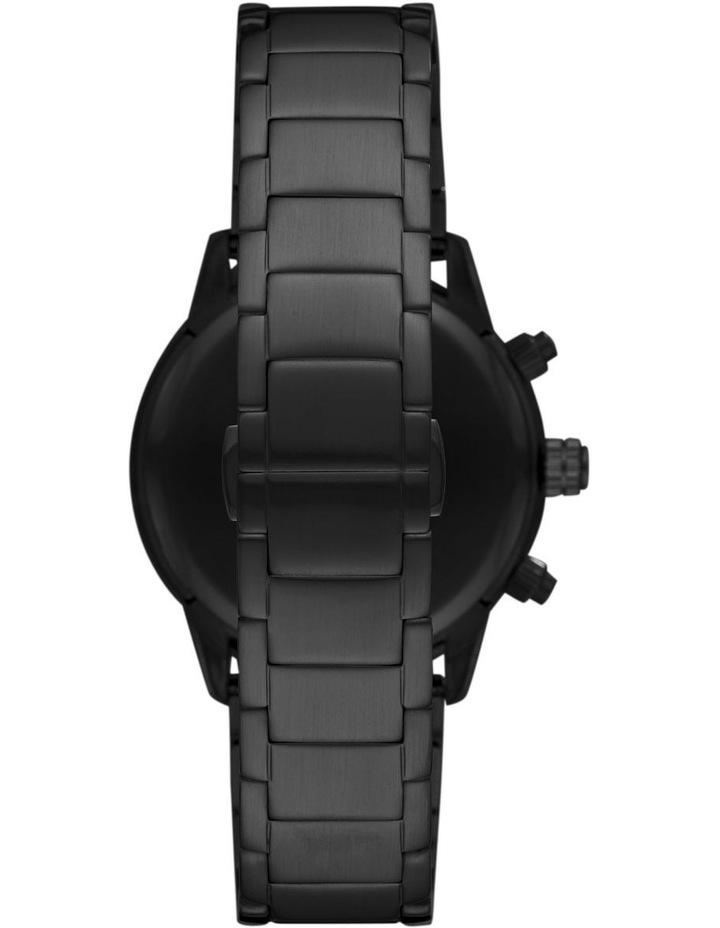 Black Chronograph Watch AR11242 image 2