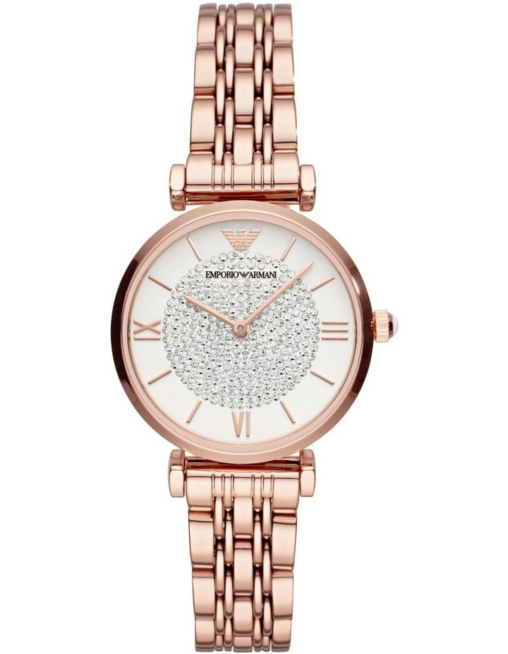 Rose Gold-Tone Analogue Watch AR11244 image 1