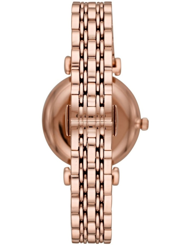 Rose Gold-Tone Analogue Watch AR11244 image 2