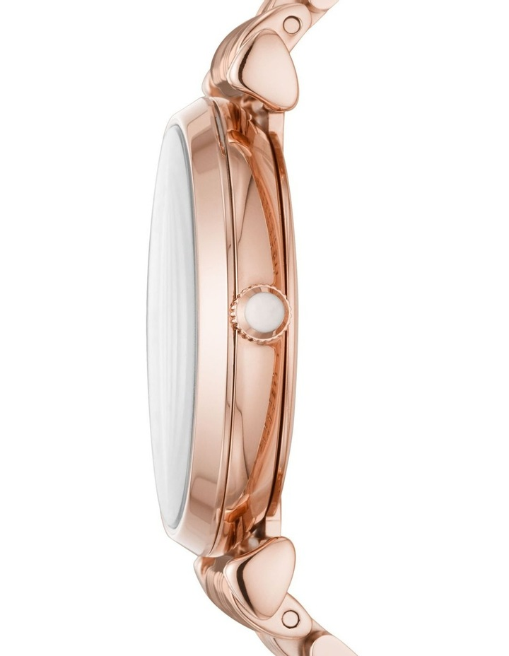 Rose Gold-Tone Analogue Watch AR11244 image 3