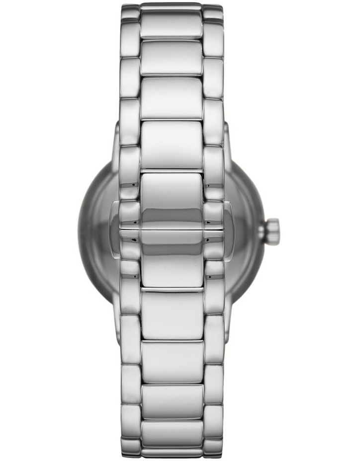Silver Analogue Watch AR11250 image 2