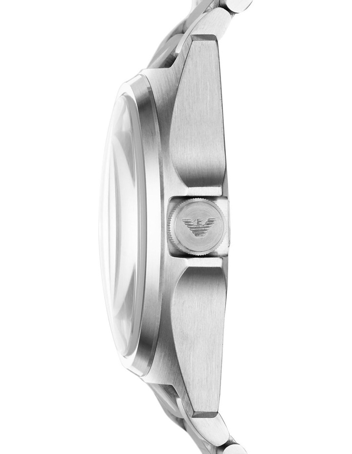 Silver Analogue Watch AR11255 image 2