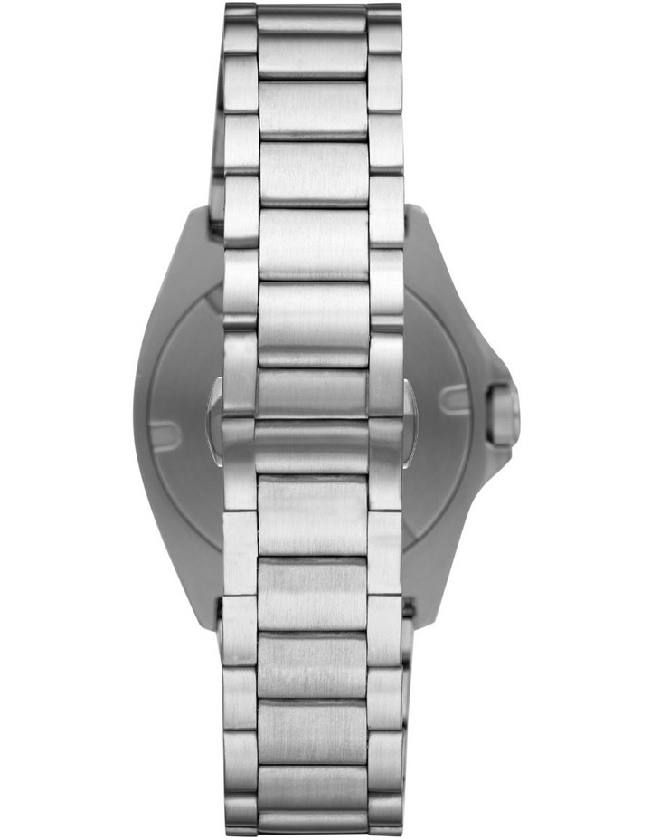 Silver Analogue Watch AR11255 image 3