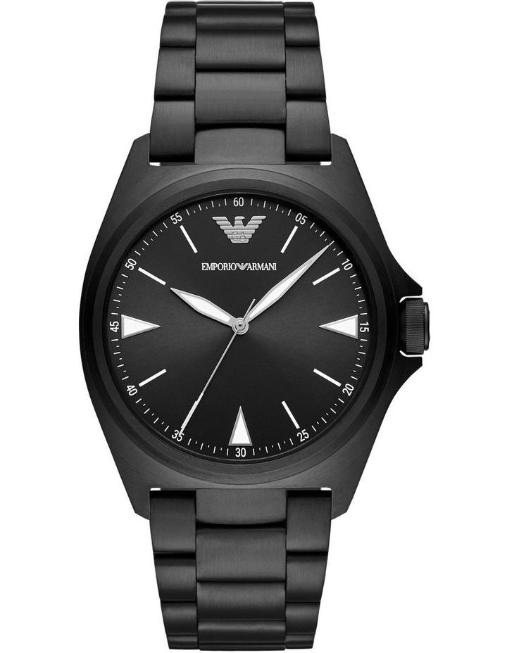 Black Analogue Watch AR11257 image 1