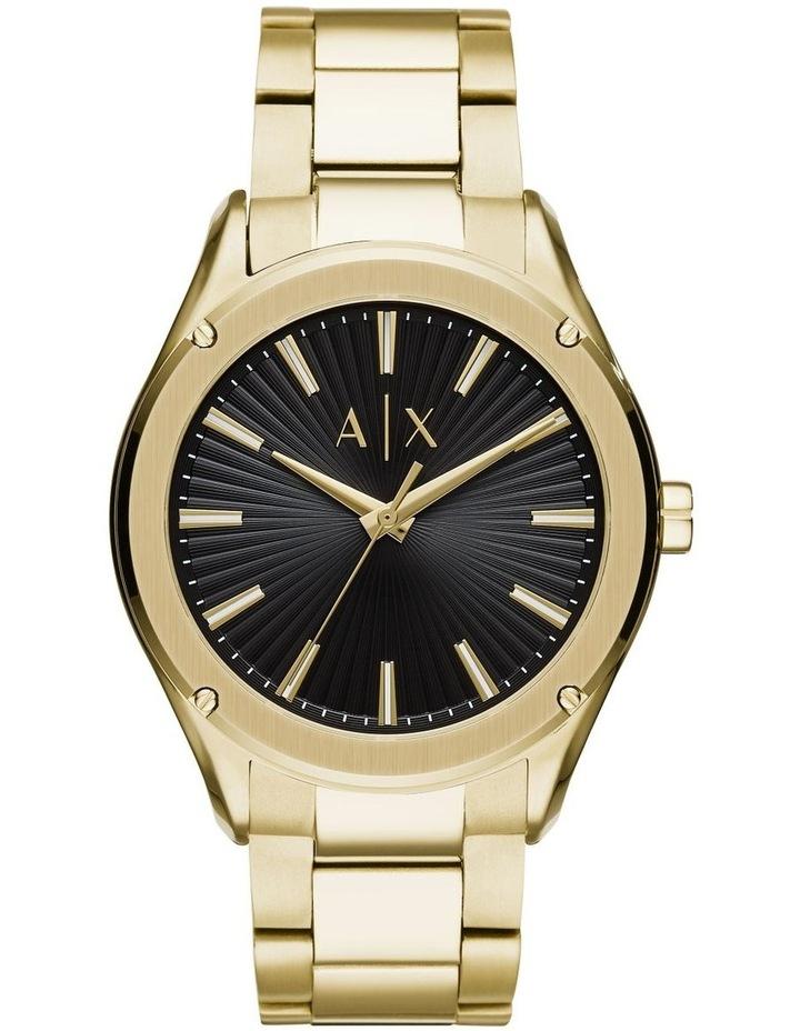 Gold-Tone Analogue Watch AX2801 image 1