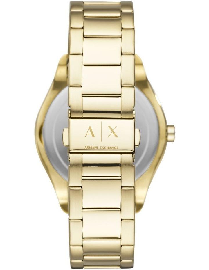 Gold-Tone Analogue Watch AX2801 image 2