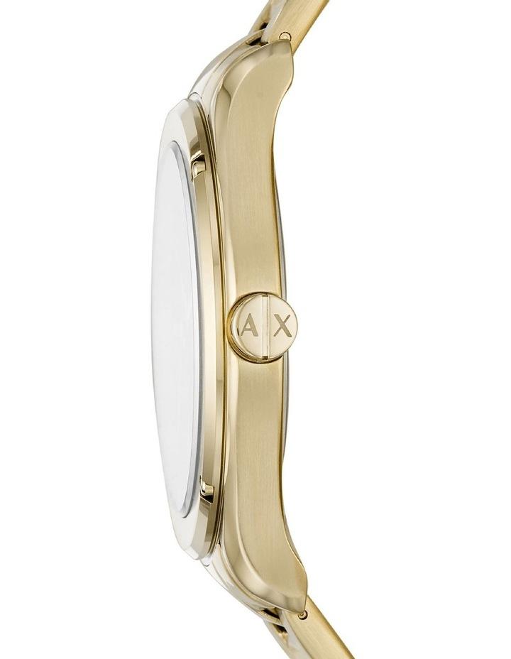 Gold-Tone Analogue Watch AX2801 image 3