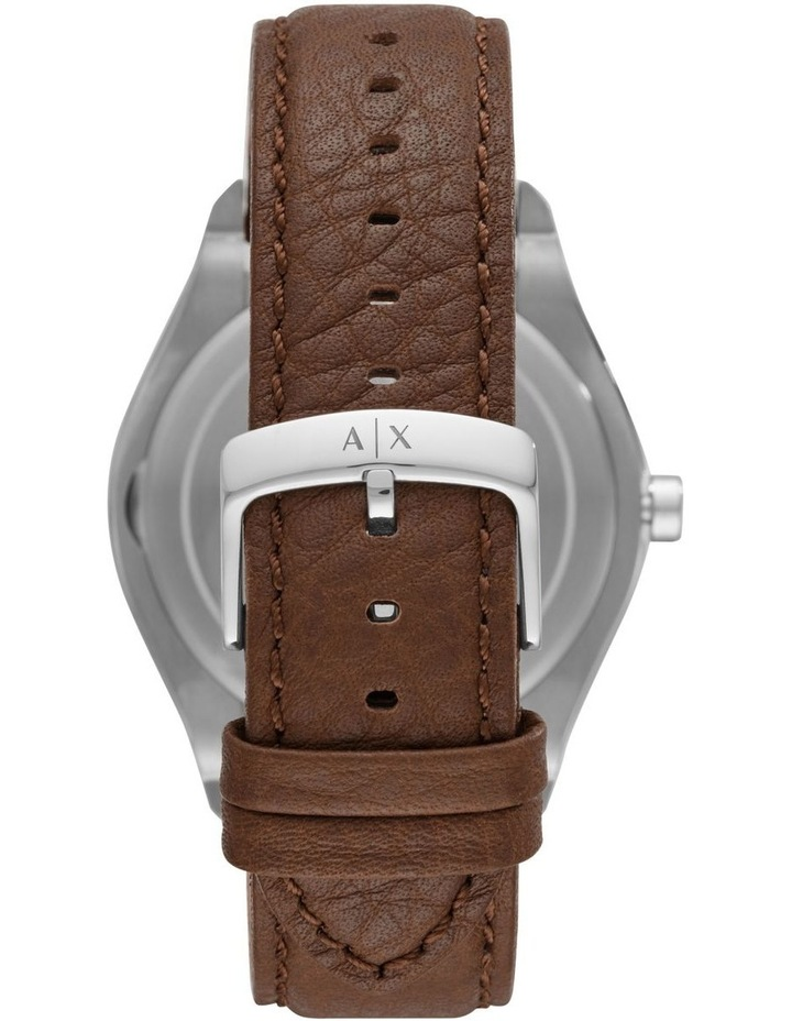 Brown Analogue Watch AX2804 image 2