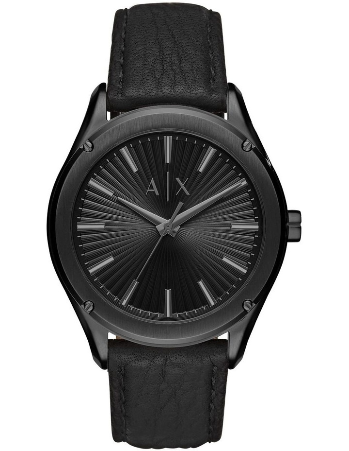 Black Analogue Watch AX2805 image 1