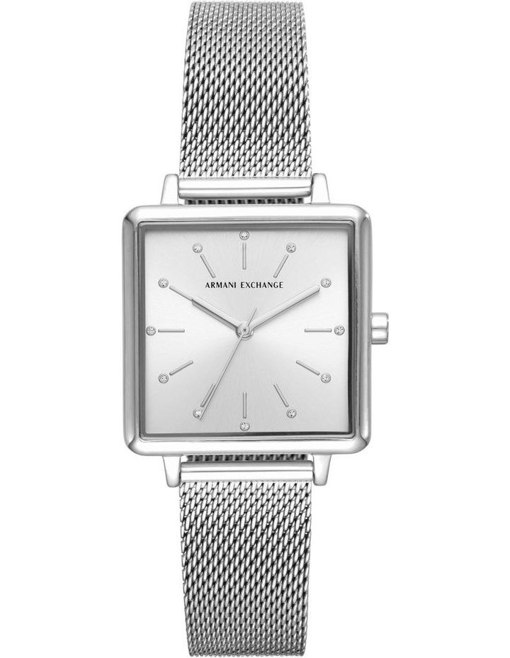 Silver Analogue Watch AX5800 image 1