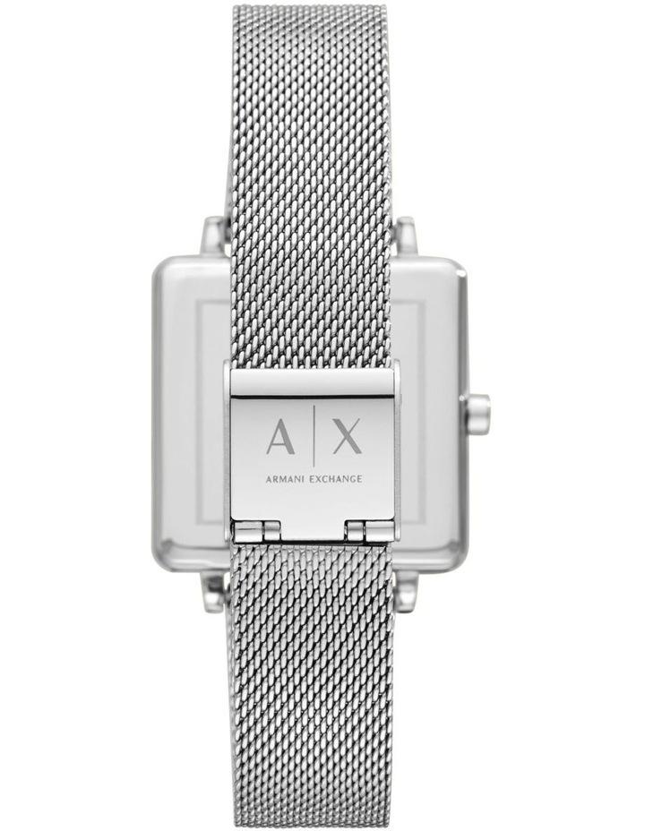 Silver Analogue Watch AX5800 image 2