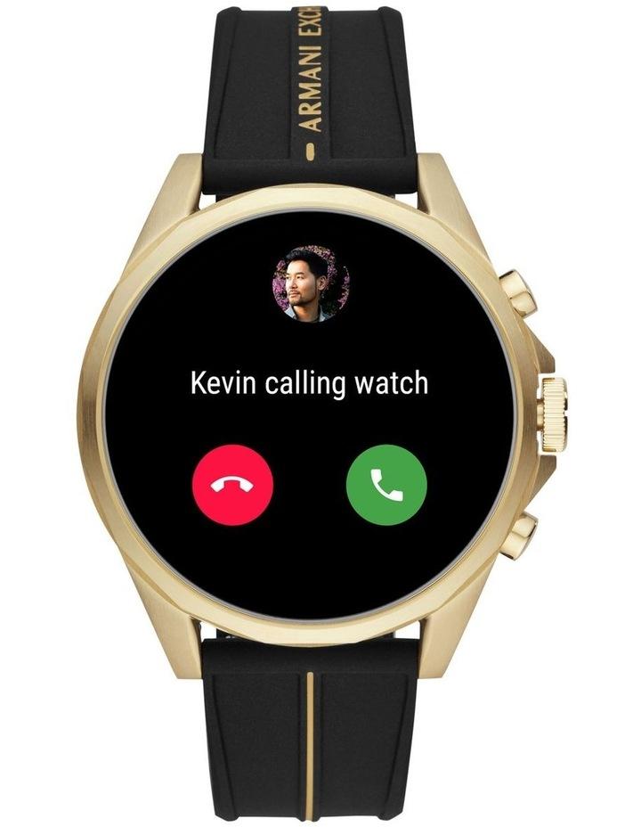 Black Display Smartwatch Watch AXT2005 image 4