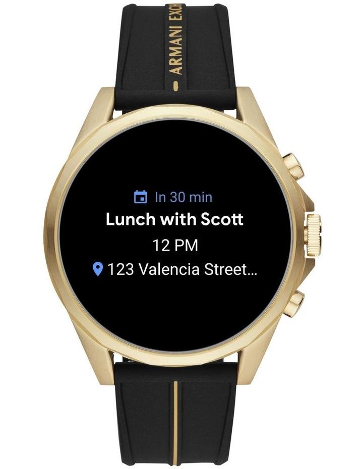 Black Display Smartwatch Watch AXT2005 image 5