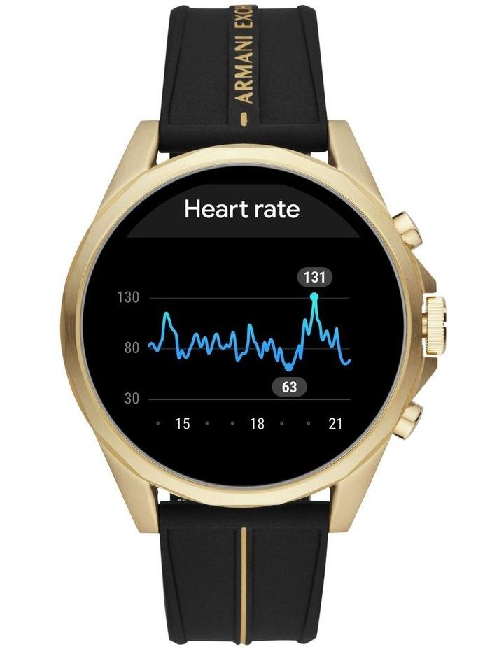 Black Display Smartwatch Watch AXT2005 image 6