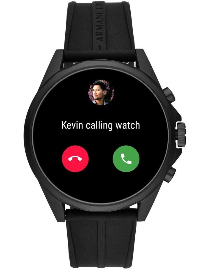 Black Display Smartwatch Watch AXT2007 image 4