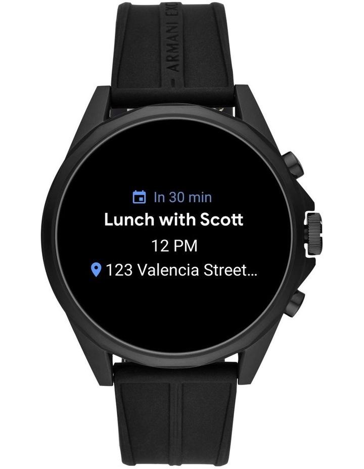 Black Display Smartwatch Watch AXT2007 image 5
