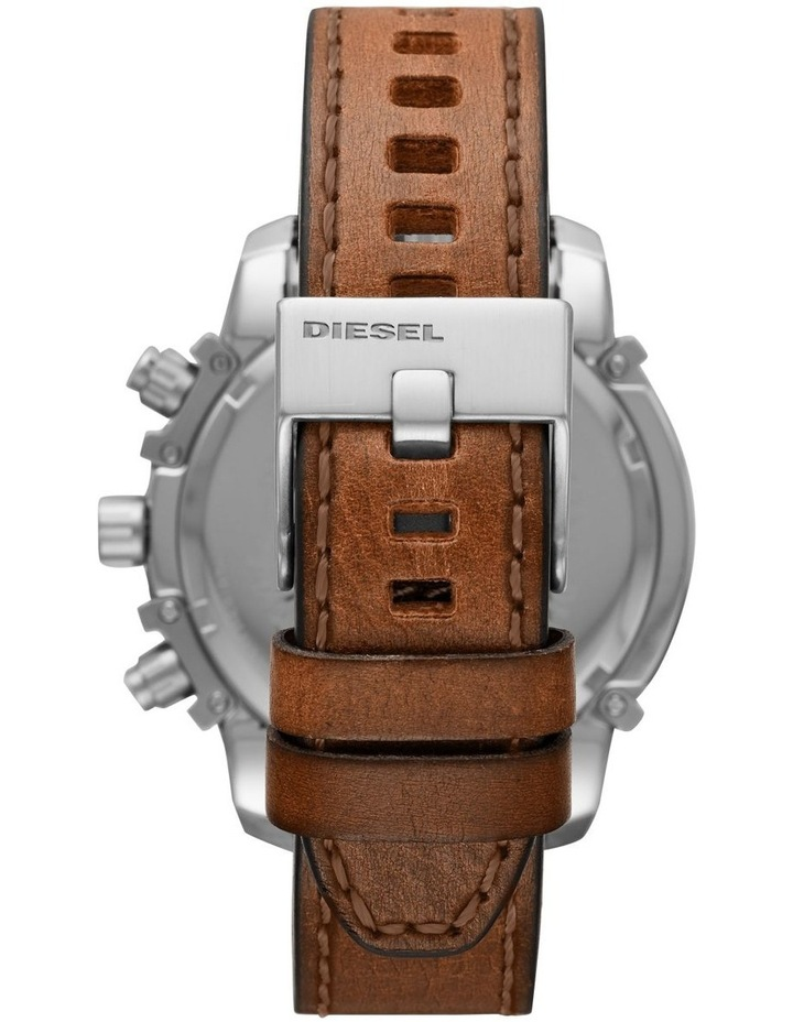 Griffed Brown Chronograph Watch DZ4518 image 2