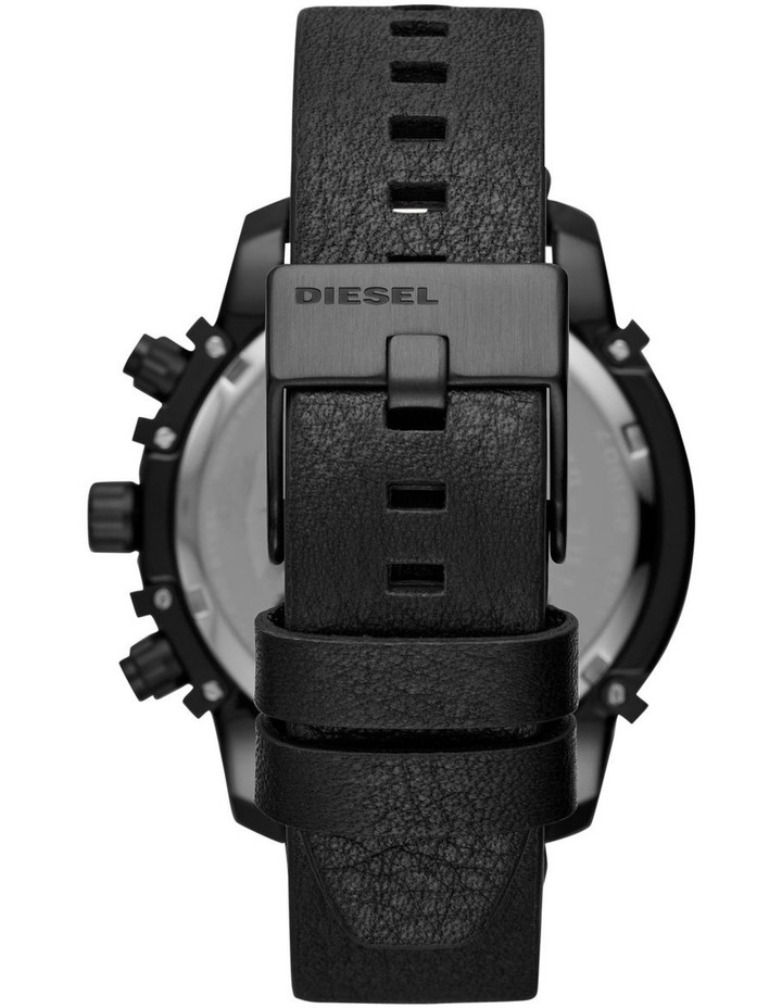 Griffed Black Chronograph Watch DZ4519 image 2
