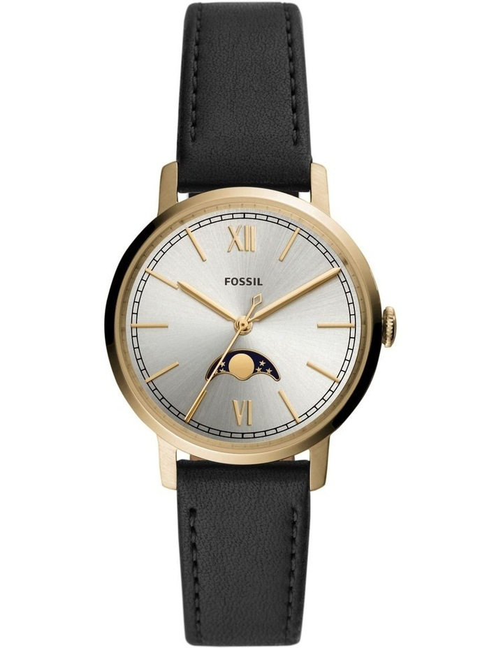 Neely Black Analogue Watch ES4643 image 1