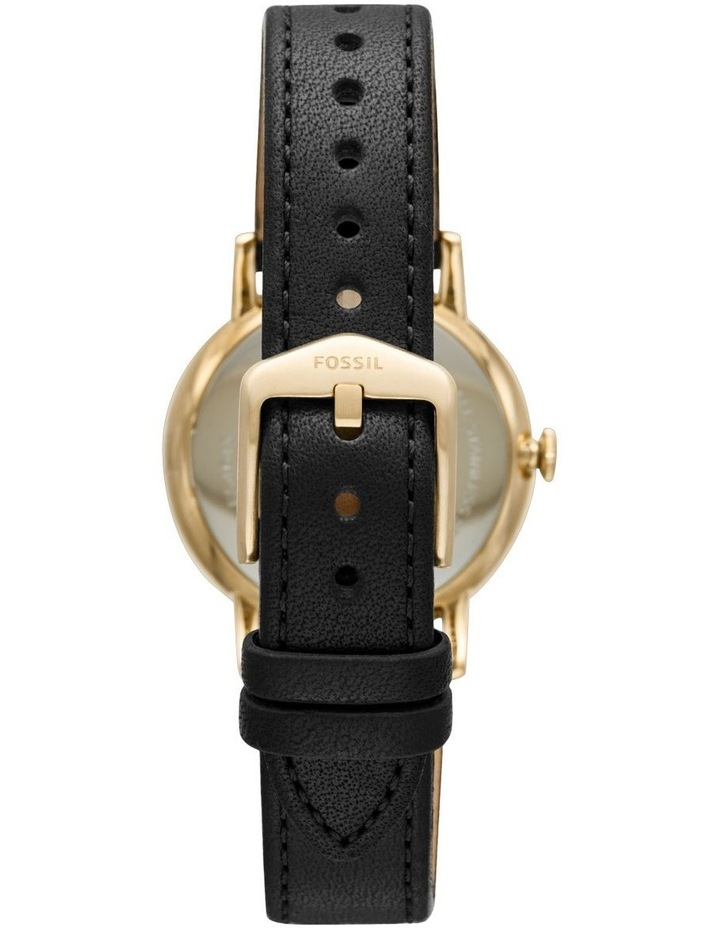 Neely Black Analogue Watch ES4643 image 2